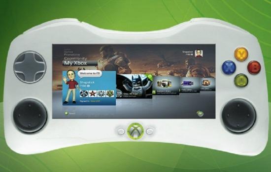 Xbox handheld