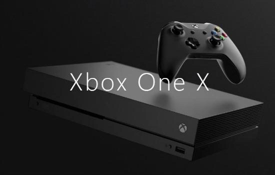 Xbox One X verkoopcijfers
