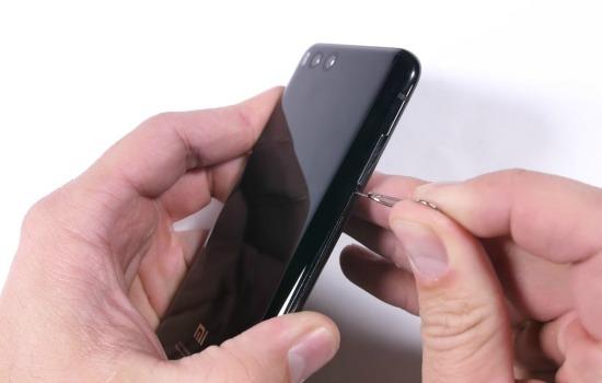 Xiaomi vlaggenschip teardown