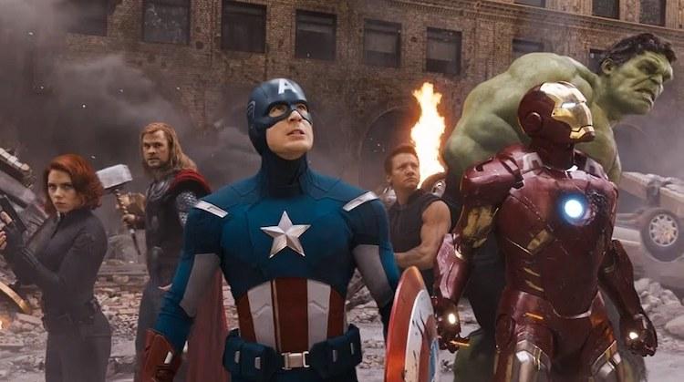 Yes! Avengers: Infinity War naar Netflix