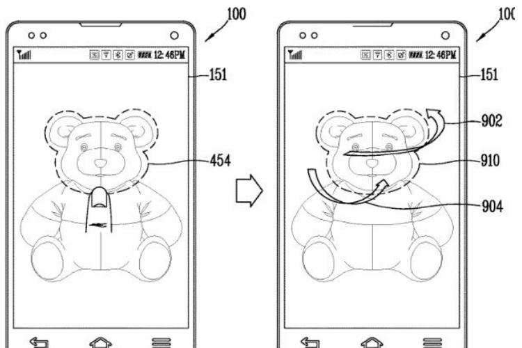 LG vraag patent voor 16 camera's op 1 smartphone