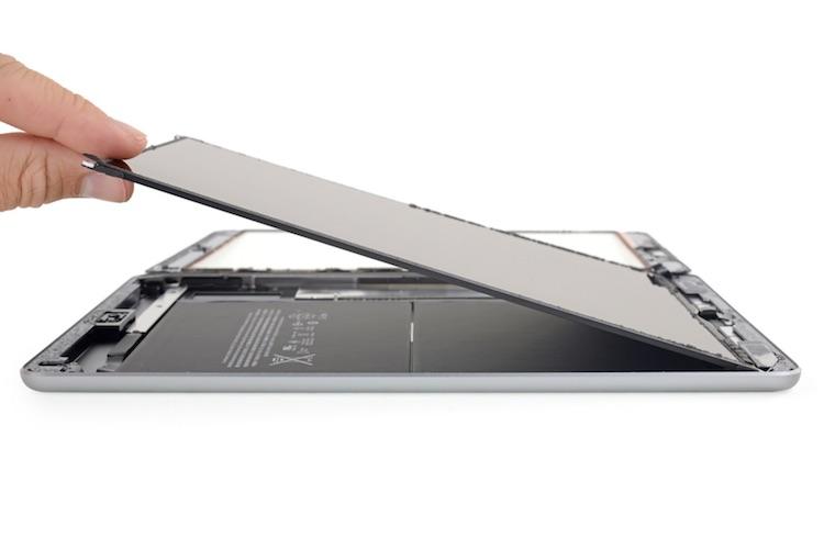 Video: valt de nieuwe iPad eenvoudig te repareren?