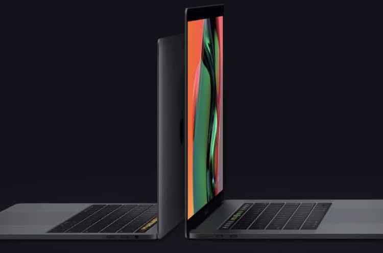 De nieuwe Macbook 2018