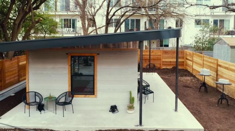 WTF: 3D geprint huis kost slechts 4000 dollar