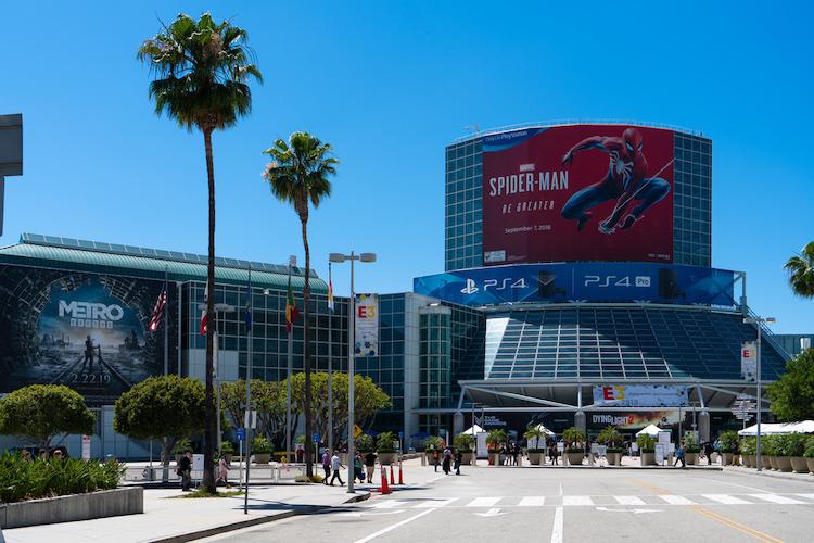 De E3 in 2018