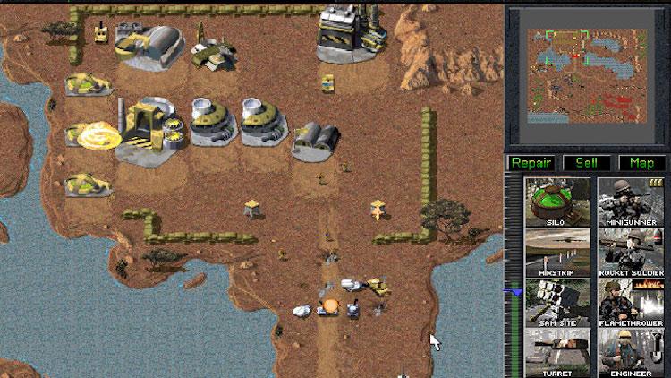 Command & Conquer maakt comeback