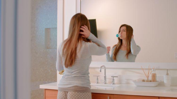 Handsfree jouw tanden poetsen kan