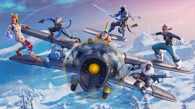 Fortnite Seizoen 7