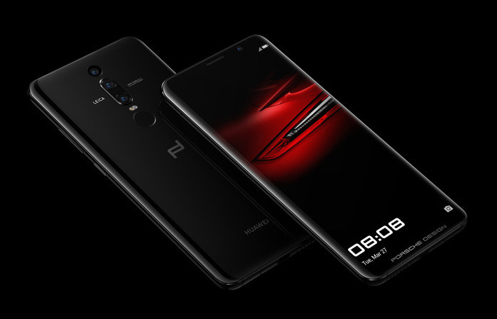 Cha-ching! Dit is de peperdure Porsche Design Huawei Mate RS