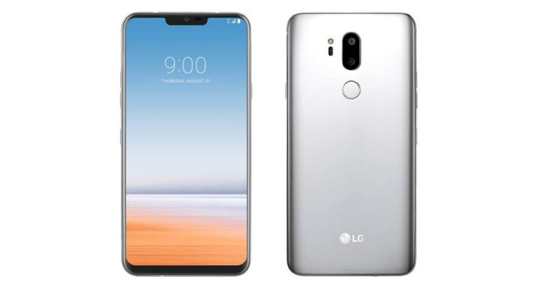 'LG G7 ligt in mei in de winkel'