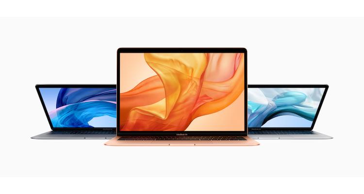Macbook Air 2018-aanbod