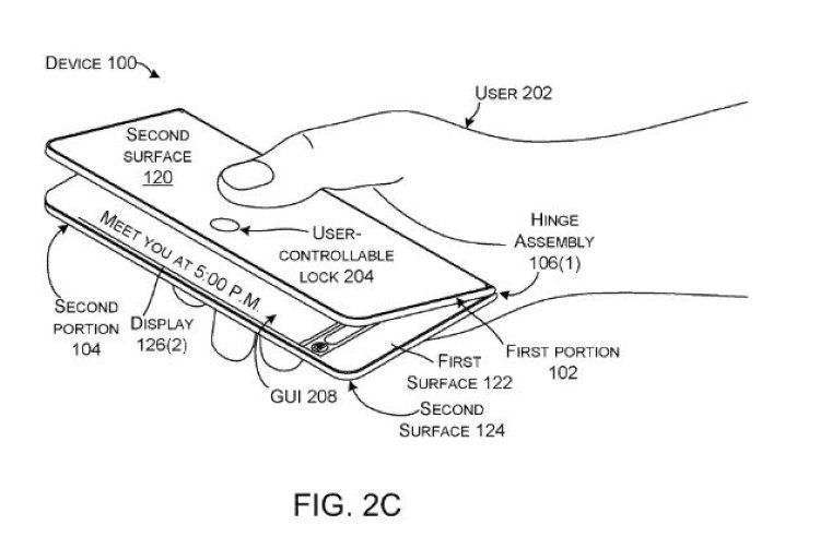 Microsoft-scharnier-patent-1