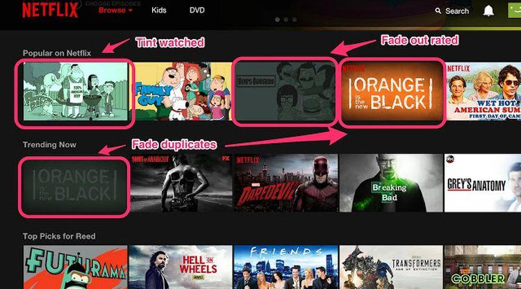 Perfect voor Netflix pro
