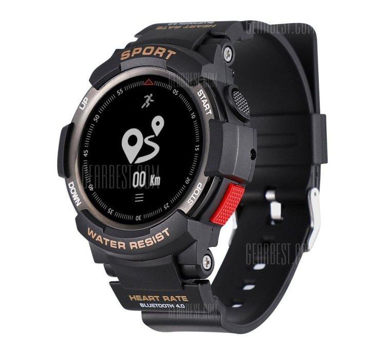 No1 F6 Smartwatch