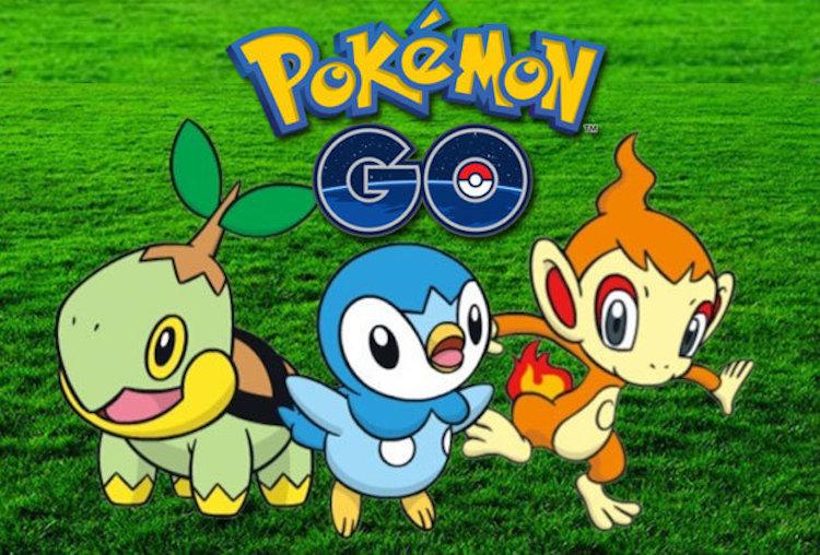 De vierde generatie Pokémon komt eraan