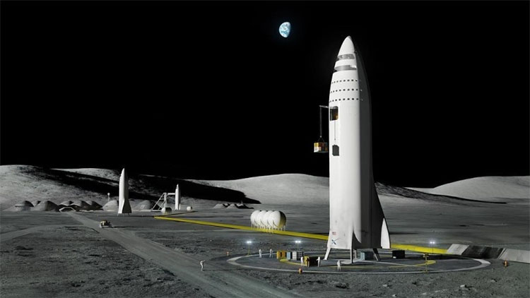 Musk: 'Eerste marsmissie SpaceX begin 2019'