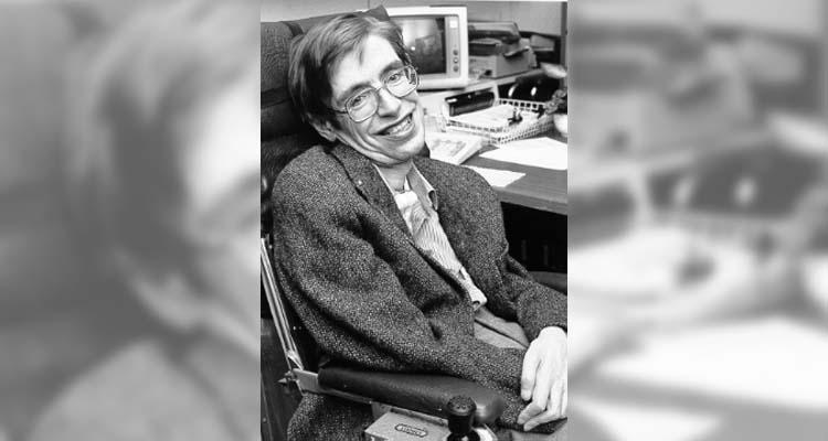 Stephan Hawking sterft op 76-jarige leeftijd