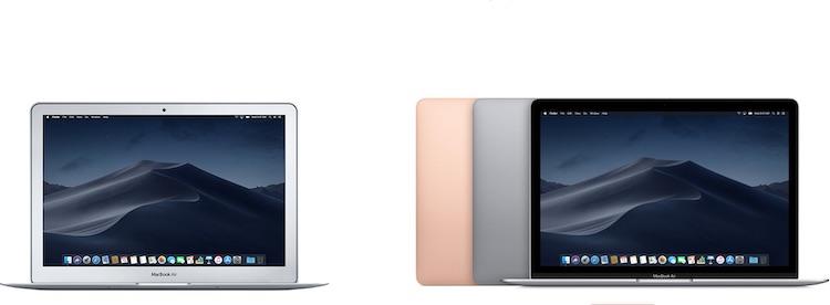 Vergelijking: nieuwe MacBook Air vs de oude
