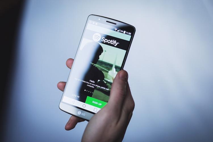 Spotify heeft 2 miljoen illegale luisteraars