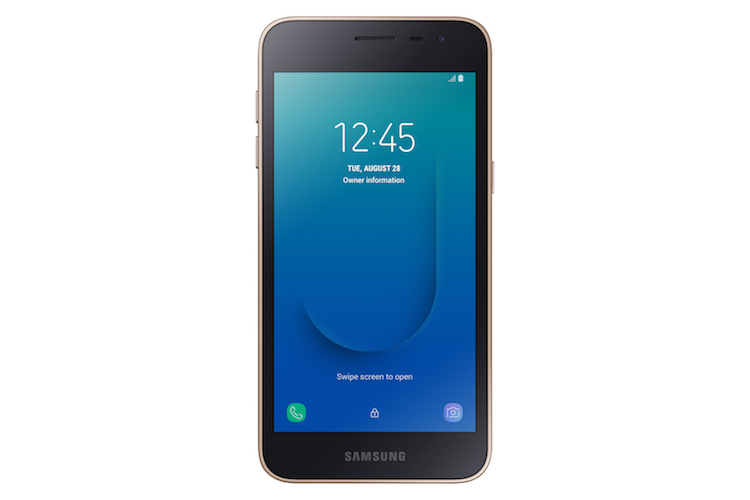 Dit is de eerste Samsung Android Go smartphone