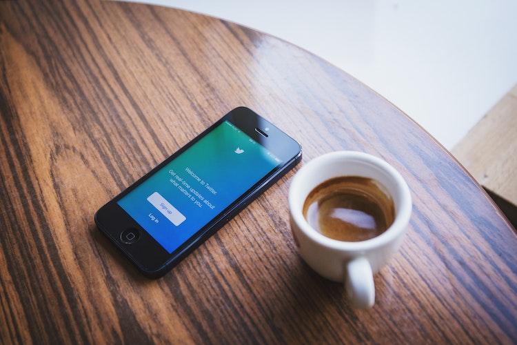 Twitter op iPhone
