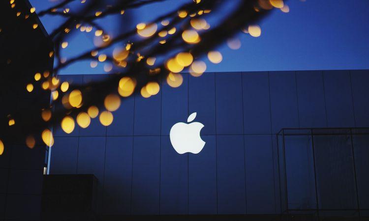 Lekker hoor, Apple