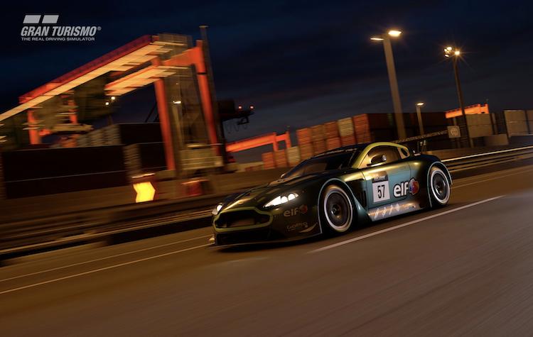 Aston Martin in Gran Turismo