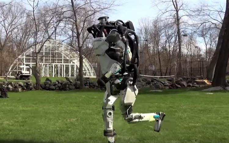 Deze robot heeft een betere conditie dan jij [video]