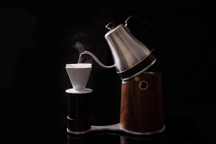 Deze Kickstarter schenkt het perfecte kopje oploskoffie