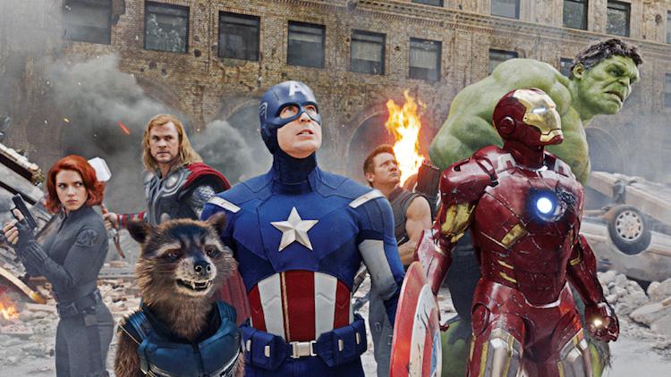 Cast Avengers: Infinity War krijgt ervan langs