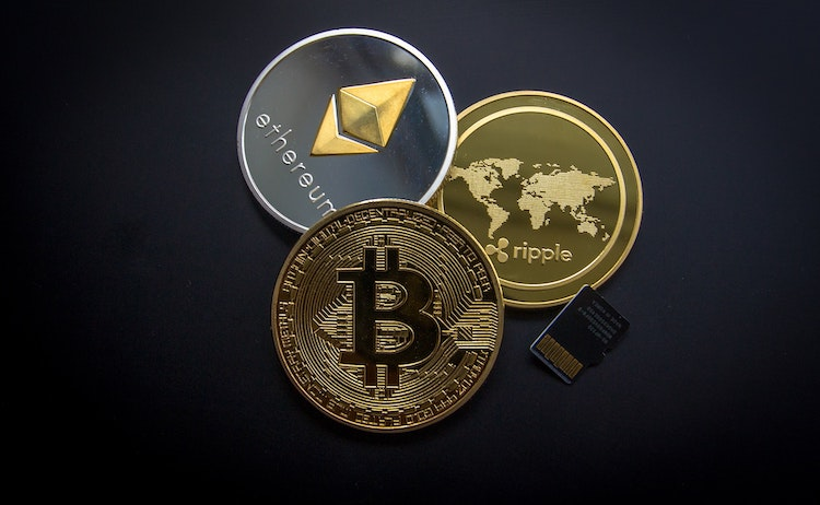 Bitcoin, Ethereum en Ripple