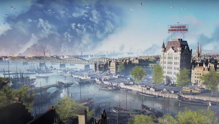 Battlefield V: de verwoesting van Rotterdam