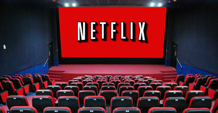 'Netflix overweegt bioscopen te kopen