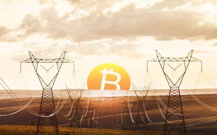 Hier krijgen Bitcoin miners een extra dure energierekening
