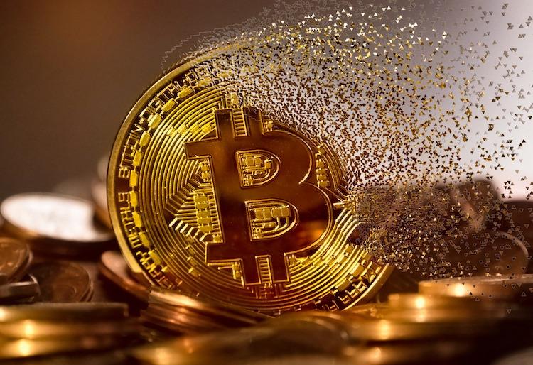 Bitcoin-koersval lijkt niet te stoppen