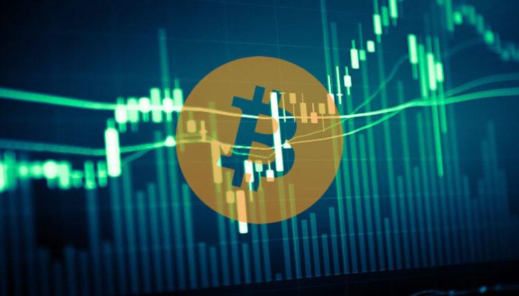 Bitcoin eindelijk weer eens in de plus