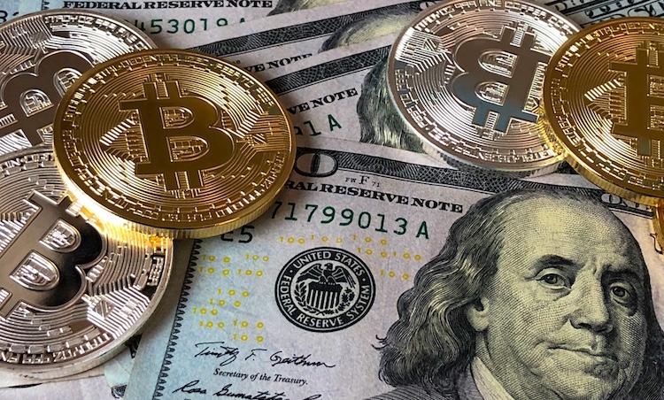 Bitcoin stijgt 2.000 dollar binnen paar uur