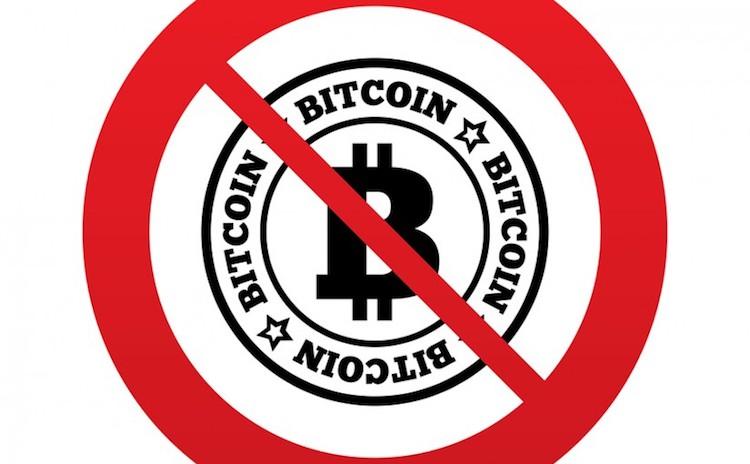 Grote techbedrijven verbannen Bitcoin-gerelateerde activiteiten