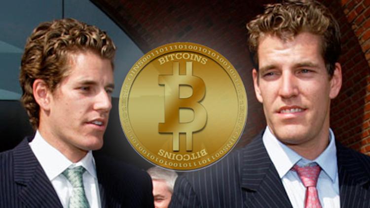 Winklevoss broers willen 32 miljoen aan Bitcoins terug