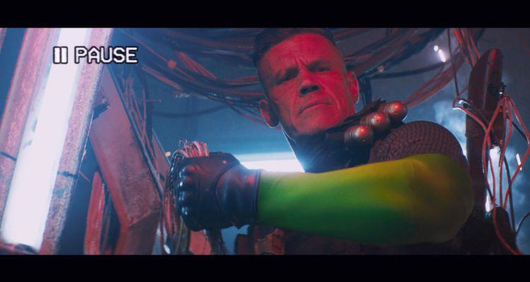 Josh Brolin schopt spreekwoordelijk kont in Deadpool 2