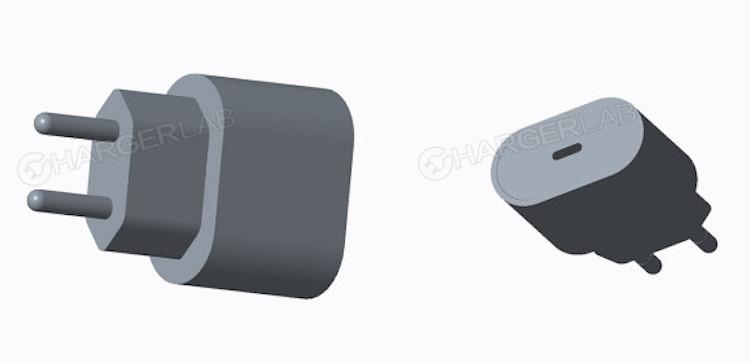 Nieuwe oplader Apple