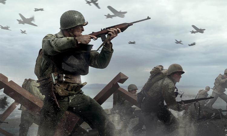 CoD WWII speler behaalt master prestige zonder schot