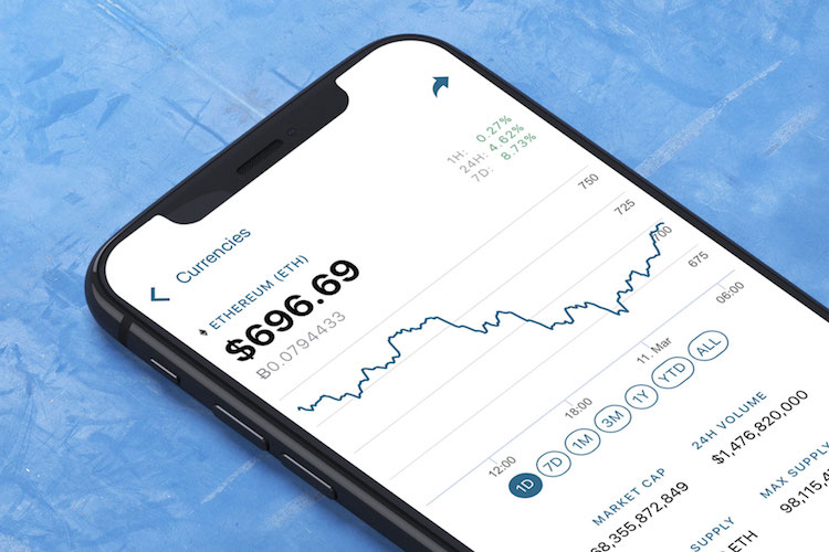 Crypto's minen op iOS is verboden