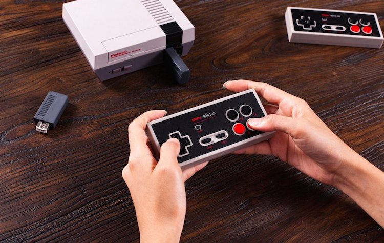 Deze controller past perfect bij je NES Classic Edition