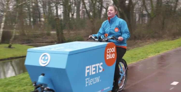 CoolBlue Fiets
