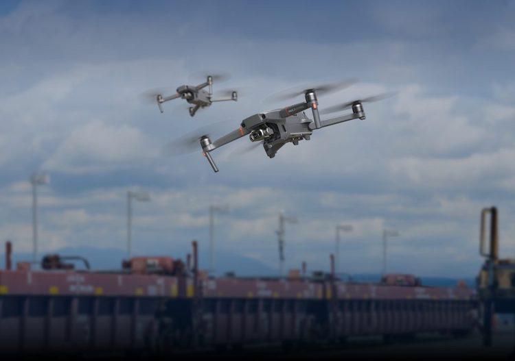 Dit kun je met de nieuwste drone van DJI
