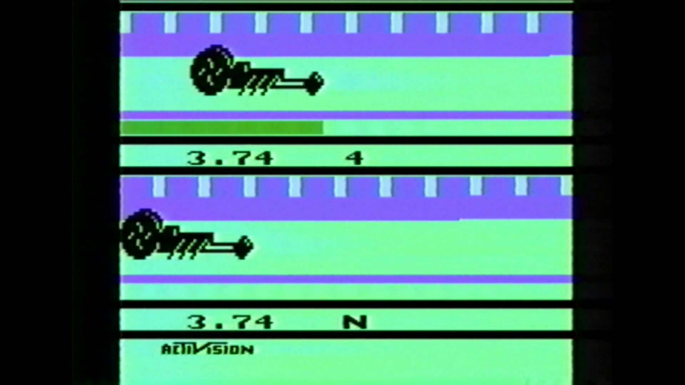 Dragster Atari gamerecord