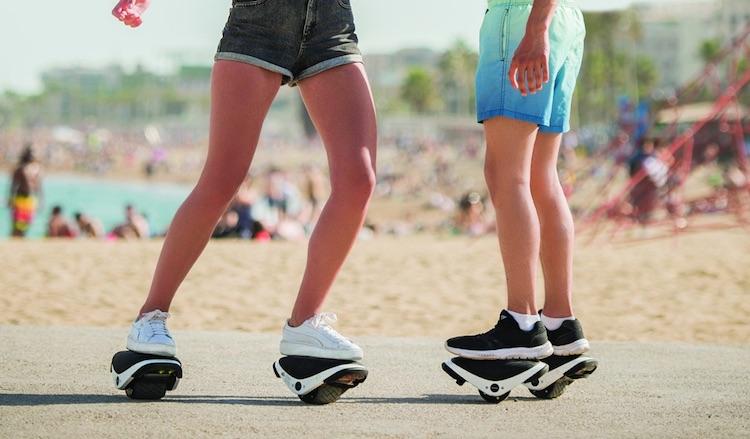 Waarom deze rolschaatsen van Segway 399 dollar kosten