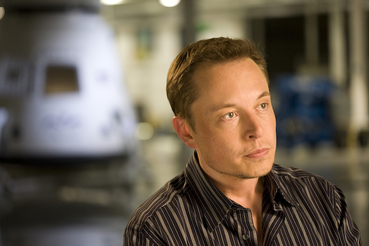 Elon Musk wil ook zelf naar Mars