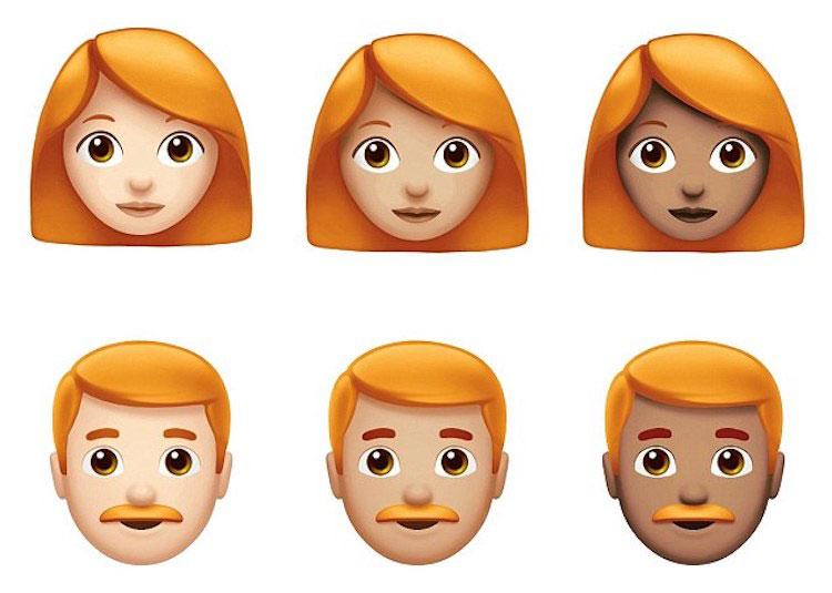 Gingers krijgen eigen Emoji